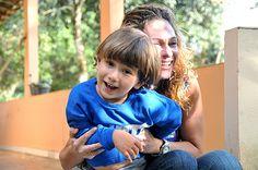 Vivendo a Vida bem Feliz!: Seja feliz como uma criança!