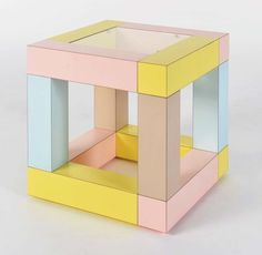 Ettore Sottsass    Mimosa side table, 1984