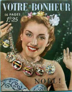 Votre Bonheur, 13 Décembre 1938