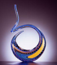 Lino Tagliapietra. The great Italian glass artists. #artglass http://www.pinterest.com/TheHitman14/artwork-glasscrystal-%2B/