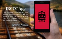Now Check your pnr status and Save it from Indian Railways PNR Status Enquiry app. it is  Fastest IRCTC PNR Status Checking app which is available on google play, itunes and windows store.