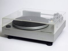 HARMAN KARDON RABCO  ST-5  TURNTABLE, LINEAR TRACKING  #HARMONKARDON