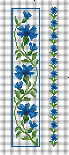 This unique cross stitch funny is an unquestionably inspiring and top-notch idea – broderie à la main Cross Stitch Bookmarks, Cross Stitch Borders, Simple Cross Stitch, Cross Stitch Flowers, Cross Stitch Charts, Cross Stitch Designs, Cross Stitching, Cross Stitch Embroidery, Cross Stitch Patterns