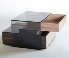 A wonderful, Dutch multi-purpose table, via Design Milk.