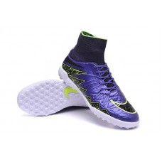 buy online 2068e eb7ef Zapatillas de fútbol baratas Nike HypervenomX Proximo TF Púrpura Oro Negro  Nike Baratos, Oro Negro