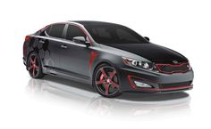#Toronto FC Special Edition #Kia #Optima Turbo SX