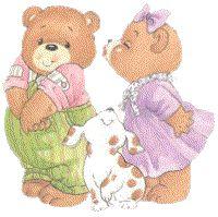 animated gif teddy bear | Romantic Teddy Bears Animated Gifs