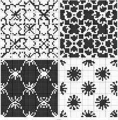 36911499-Nahtlose-Muster-mit-dekorativen-Ornament-Lizenzfreie-Bilder