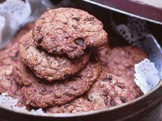 Brownies-keksit - Reseptit