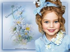 Cute Girl Image, Girls Image, Child Love, Mother And Child, Cute Girls, Children, Kids, Animation, Angels
