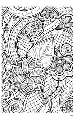 Pin By Jamie Arbogast On Zentangle Coloring Pages Adult Paisley Coloring Pages, Fairy Coloring Pages, Pattern Coloring Pages, Printable Adult Coloring Pages, Mandala Coloring Pages, Free Coloring Pages, Coloring Sheets, Coloring Books, Coloring Pages For Adults