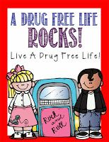 ARTrageous Fun: Red Ribbon Week – Just Say No activities, pledge cards, bookmarks, theme posters Have Fun Teaching, Student Teaching, Teaching Kids, Drug Free Posters, Drug Free Week, Red Ribbon Week, Teacher Doors, Health Activities, Just Say No
