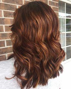 trendy hair color red brown highlights dark auburn - All For New Hairstyles Red Brown Hair Color, Dark Purple Hair, Hair Color Auburn, Hair Color And Cut, Ombre Hair Color, Color Red, Brown Auburn Hair, Hair Colors, Dark Red