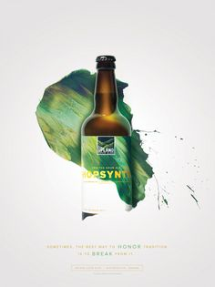Upland: Hopsynth | Ads of the World™