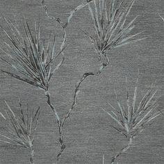 TAPETAI PENINSULA PALM ANTHOLOGY 01, SLATE EREE 110819   Dekorama