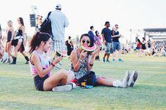 Coachella Photo Diary   Free People Blog #freepeople