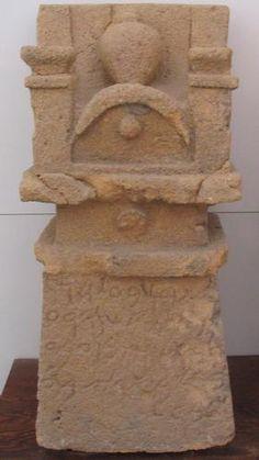 Sepulcral Stela, Mozia Museum.