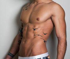 Birds Tattoos For You: bird tattoos for men