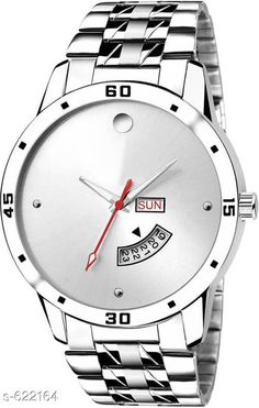 Watches Stylish Men's Watch Material: Stainless Steel Size: Free Size Type: Analog Description: It Has 1 Piece Of Men's Watch Country of Origin: India Sizes Available: Free Size   Catalog Rating: ★4 (6512)  Catalog Name: Men's Classic Analog Wrist Watches Vol 4 CatalogID_69808 C65-SC1232 Code: 833-622164-837