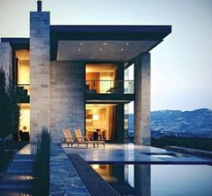 Luxurious house