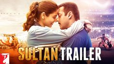 Salman Khan Rocks and Roll! His bulging biceps and lots of hard work deserve an applause. The most-awaited trailer of Sultan is out.