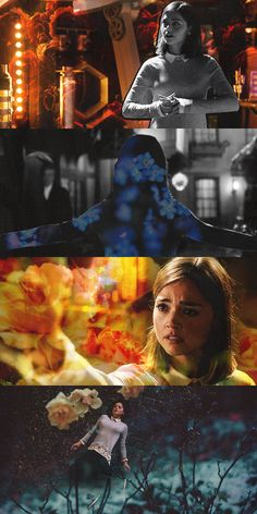 Clara Oswald x 9.10 - Face The Raven <- *Crying* #DoctorWho