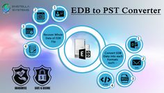 Enstella EDB Converter Software helps to recover single or multiple mailbox items from Exchange EDB file and also convert Exchange EDB to PST, MSG, EML and HTML file formats without creating any issues.  Read More: - http://www.edb-converter.com/