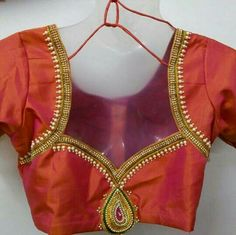 Star neck blouse designs latest back neck star neck designs for party ear any occasion ear back neck star designs, Pattu Saree Blouse Designs, Blouse Designs Silk, Designer Blouse Patterns, Bridal Blouse Designs, Dress Patterns, Simple Blouse Designs, Stylish Blouse Design, Blouse Back Neck Designs, Blouse Designs Catalogue
