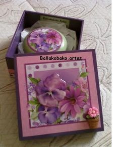 Ballakobako Artes: Kit Sabonete