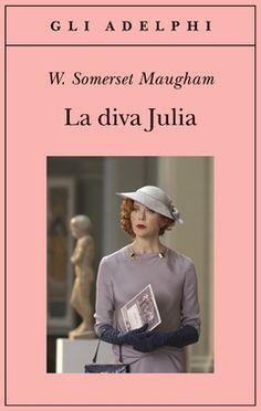 W.Somerseth Maughaum è riuscito a creare una delle figure femminili più riuscite di tutti i tempi. Qui trovate la mia recensione http://scribacchiniperpassione.blogspot.it/2012/06/la-diva-julia-w-somerset-maugham.html