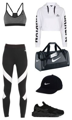 Nike and topshop cute lazy day outfits, gym outfits, workout outfits, sport Cute Lazy Day Outfits, Cute Workout Outfits, Workout Attire, Sporty Outfits, Nike Outfits, Teen Fashion Outfits, Athletic Outfits, Dance Outfits, Cute Casual Outfits