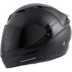 Scorpion EXO-T1200 Freeway Matte Black Full Face Helmet