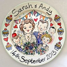 painted plates - Google Search