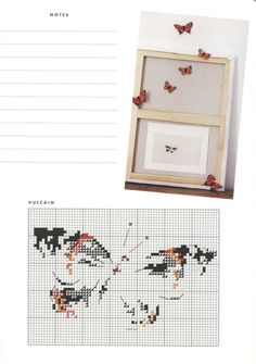 Cross Stitch Pillow, Cross Stitch Love, Cross Stitch Needles, Beaded Cross Stitch, Cross Stitch Animals, Cross Stitch Embroidery, Embroidery Patterns, Cross Stitch Patterns, Butterfly Stitches