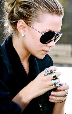 Want all those rings!