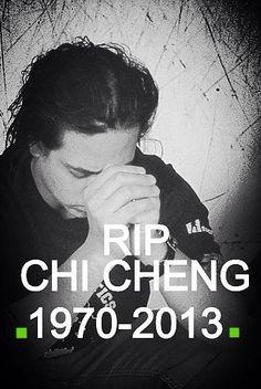 #deftones #oneloveforchi Chi Cheng, Pop Evil, Gone Too Soon, Pearl Jam, Palms, Crosses, Soundtrack, Rock N Roll, Badass