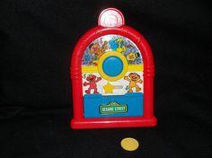 Tyco Sesame Street Juke Box