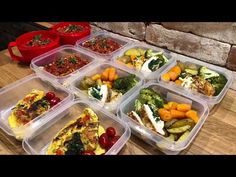 Lunch Box - YouTube Meal Prep, Lunch Box, Healthy Eating, Meals, Ethnic Recipes, Fitness, Food, Friends, Videos