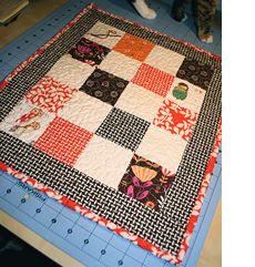Fat Quarter Tutorials | Sew Mama Sew | Outstanding sewing, quilting, and needlework tutorials since 2005.