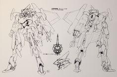KotobukiyaFramearms Concept Art コトブキヤ フレームアームズ... - Rocketumblr