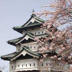 Hirosaki Castle, Aomori