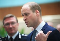 William was told about the work that has gone on since the atrocity to investigate the bom...