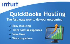Urging every CPA out there to employ hosted QuickBooks, the software which is widely considered as the greatest one there ever has been.