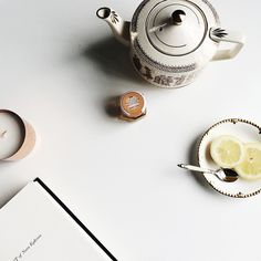 Tea with Lemon Chocolate Tea Cake, Hot Chocolate, Food Photography Styling, Product Photography, Food Styling, Tumblr Food, Mood And Tone, Meal Delivery Service, Coffee Is Life