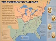 Underground Railroad American Civil War   Beginning in the early nineteenth century, a movement called the Underground Railroad helped enslaved people flee the South.