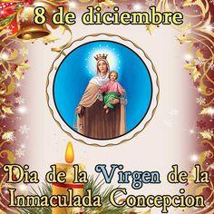 Dia de la virgen inmaculada