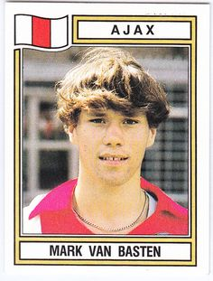 Sports Card Forum - Top 50 Football Cards (Mostly Vintage) : #8. 1983 Panini Marco van Basten. Marco van Basten is widely regarded as one of the best forwards to play the game, winning the European Footballer of the Year honors three times (1988, 1989 and 1992) and being named the FIFA World Player of the Year in 1992. In 15 seasons, the prolific striker scored 277 goals, including 128 for Ajax and 90 for AC Milan. Although 1980s cards are typically plentiful, this Panini is one of the…