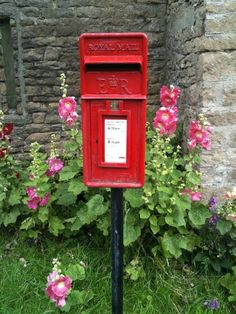 Cotswolds postbox  http://ancientindustries.blogspot.com/