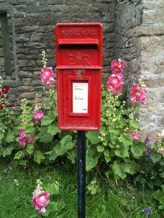 Cotswolds postbox  http://ancientindustries.blogspot.com/