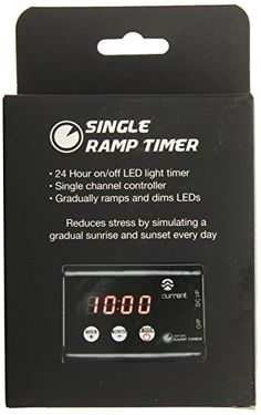 Current USA Single Ramp Timer - ON SALE! http://www.saltwaterfish.com/product-current-usa-single-ramp-timer